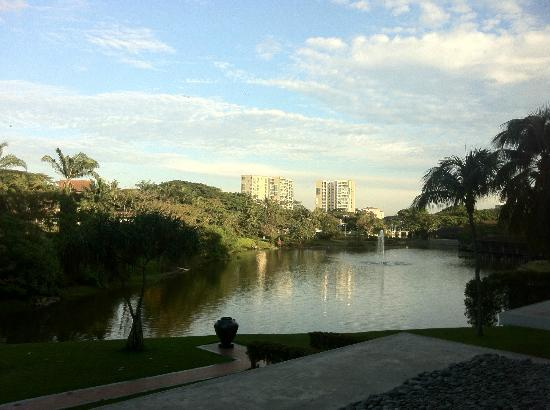 The Club Saujana Resort: View from the room