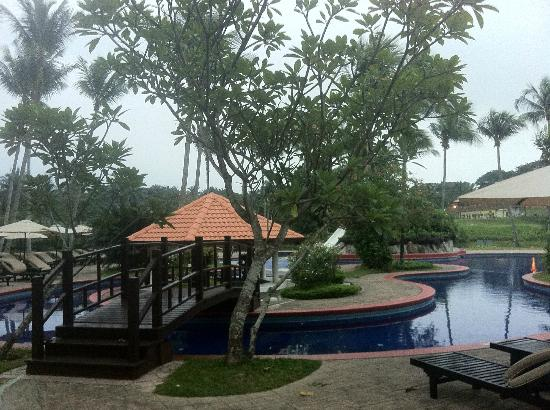 The Club Saujana Resort: Pool at Saujana Resort (adjoining The Club)