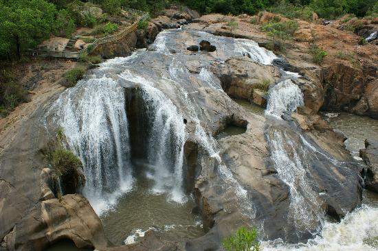 Nelspruit, Sydafrika: Waterfalls