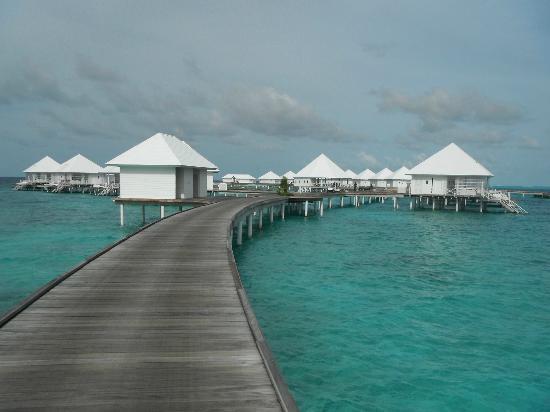 Diamonds Thudufushi : Water Villa