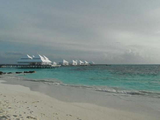 Diamonds Thudufushi : Plage