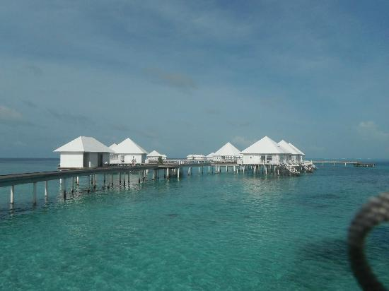 Diamonds Thudufushi: Water Villa
