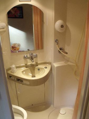 Premiere Classe Bayeux : Bathroom