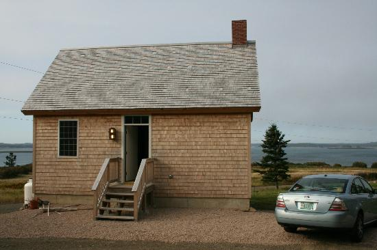 West Quoddy Head Station: Keeper's Cottage