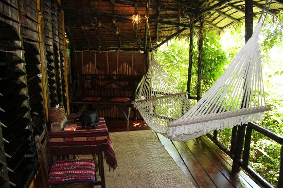 Viking Natures Resort: our hammock
