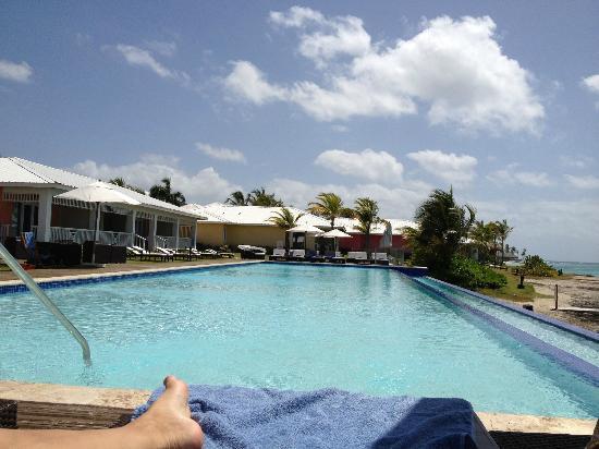 Club Med Punta Cana: piscine espace 5trident