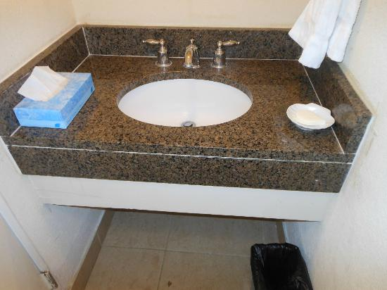 Divi Southwinds Beach Resort: powder room