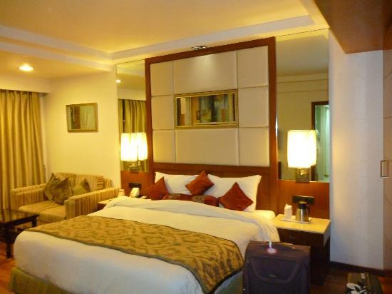 Hotel Libra : chambre executive