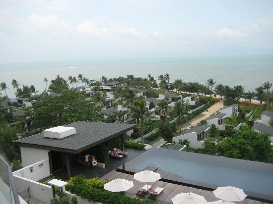 泰國蘇梅島W酒店照片
