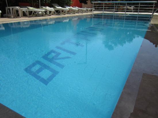 Britannia Hotel: Britannia swimming pool