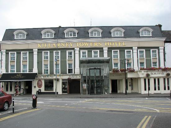 Killarney Towers Hotel & Leisure Centre: Killarney Towers Hotel
