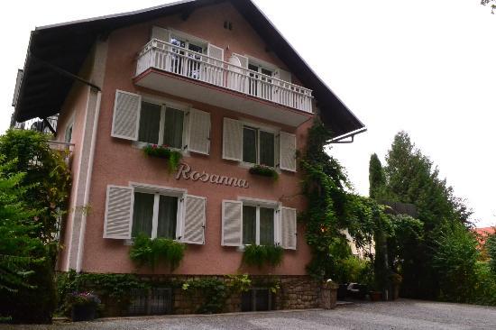 Hotel Garni Rosanna: Hotel Rosanna