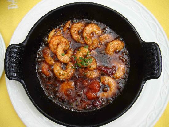 Restaurante Da Bruno a Cabopino: Best gambas pil-pil on the Costa !