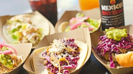 Mexicue Tacos