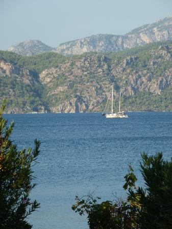 Selimiye, Turkey: Stunning views