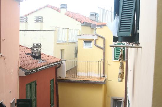 Locanda dalla Compagnia: This is the best view from apt. Sauro