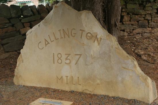 Callington Mill: worth a stop