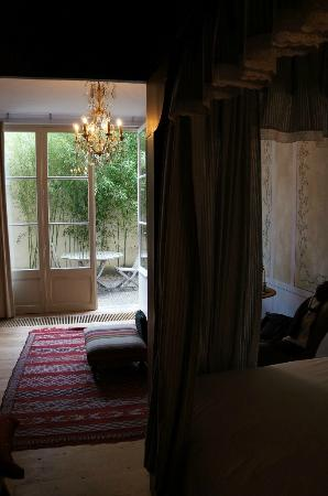 B&B de Corenbloem: Deluxe Apartment double bed
