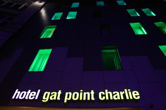 Hotel Gat Point Charlie : Front
