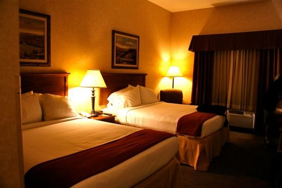 Ramada Barstow: very comfortable rooms