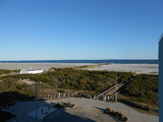 Pan American Hotel: Ocean view from balcony
