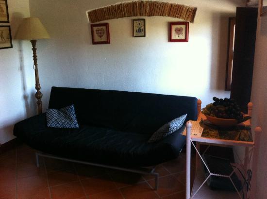 Residenzia del Sogno: Living room