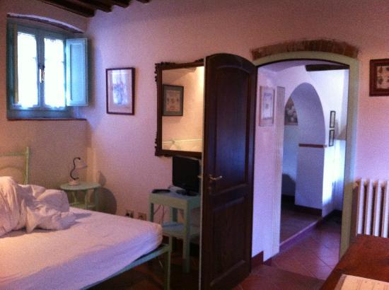 Residenzia del Sogno: Bedroom
