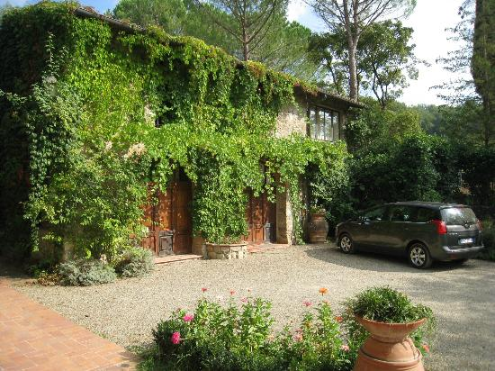 Agriturismo Casanova - La Ripintura: The beautiful studio part of the B&B.