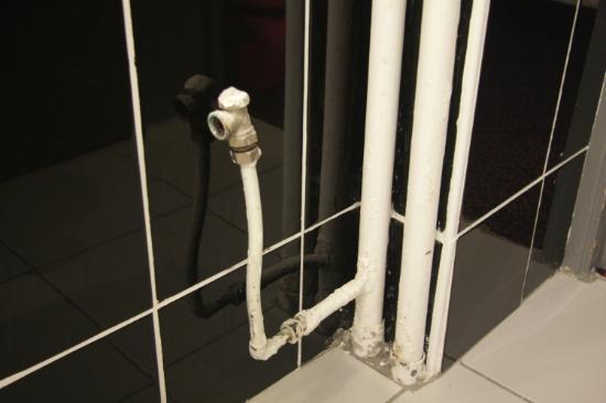 Ibis Styles Paris Pigalle Montmartre: Accessorio bagno...