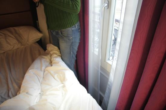 Ibis Styles Paris Pigalle Montmartre: Vietato l'accesso sopra la taglia 42!