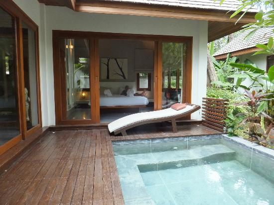 "Zara Beach Resort: ""Plunge Pool"" Villa 5"