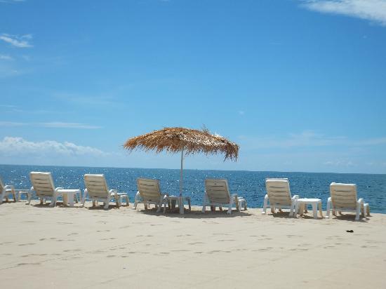 Zara Beach Resort: Strand zur Nebensaison (herrlich)