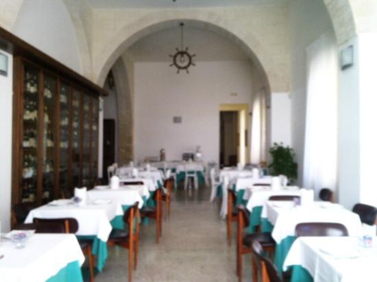 Hotel Miramare Otranto : Salón principal