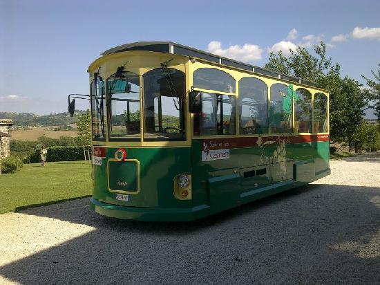 Tram Del Gusto - Day Tour