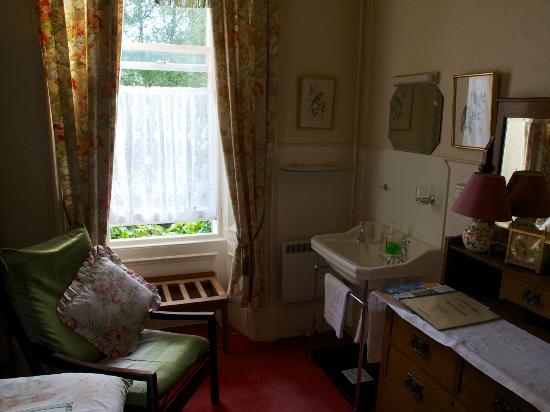 Fasganeoin Country House: La camera singola senza bagno