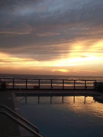 Daytona Shores Inn and Suites: Beautiful views.