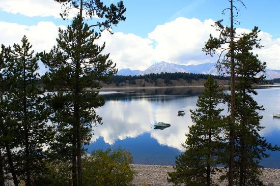 Signal Mountain Lodge: Awesome views