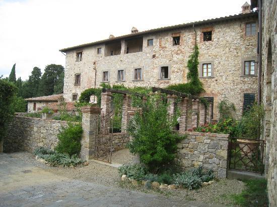 Castello di Fonterutoli: Scenic