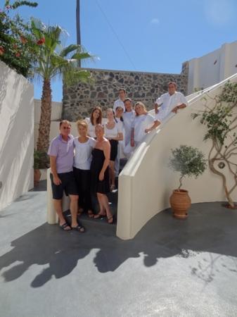 Anastasis Apartments: The Anastasis Team