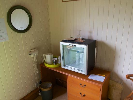Scourie Guest House: La camera doppia senza bagno in camera