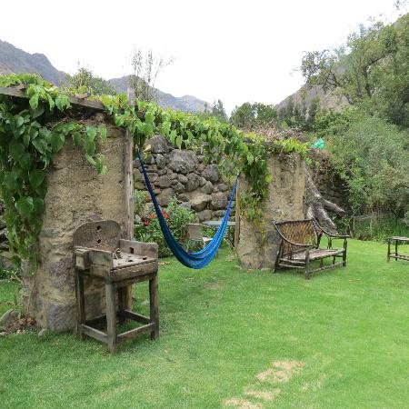 El Albergue Ollantaytambo: Grounds