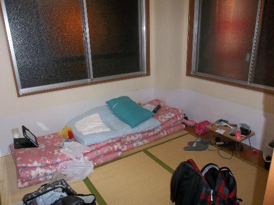 Aizuya Inn : large room