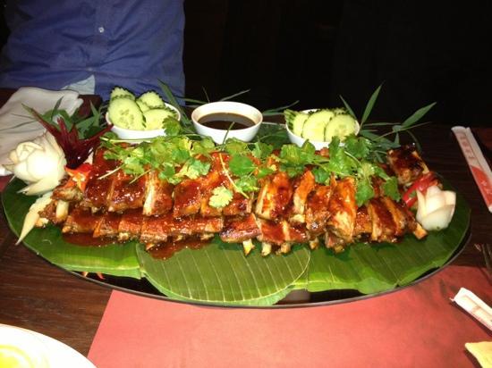 Mekong Restaurant & Bar: super SpareRibs!!