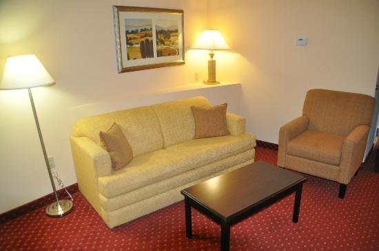 Comfort Suites: Suite