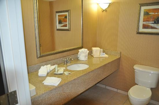 Comfort Suites: Bath