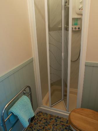 Ardmorn Holiday Accommodation: Il bagno in camera