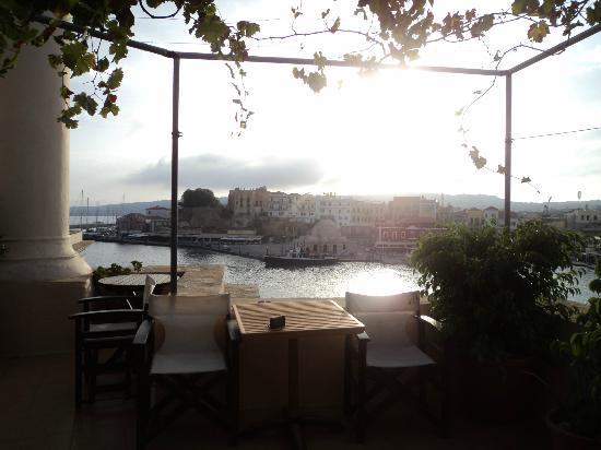 Amphora Hotel: Vista do Hotel Amphora