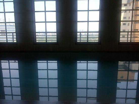 Hotel Fasano Sao Paulo: Swimming pool view