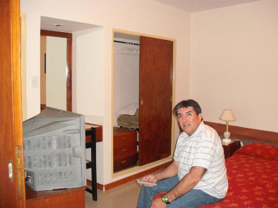 Gran Hotel San Luis: Dormitorio