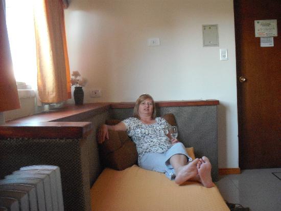 Gran Hotel San Luis: Hall de ingreso a suite